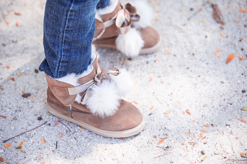 How to Clean Your Pisamonas Faux Furry Boots