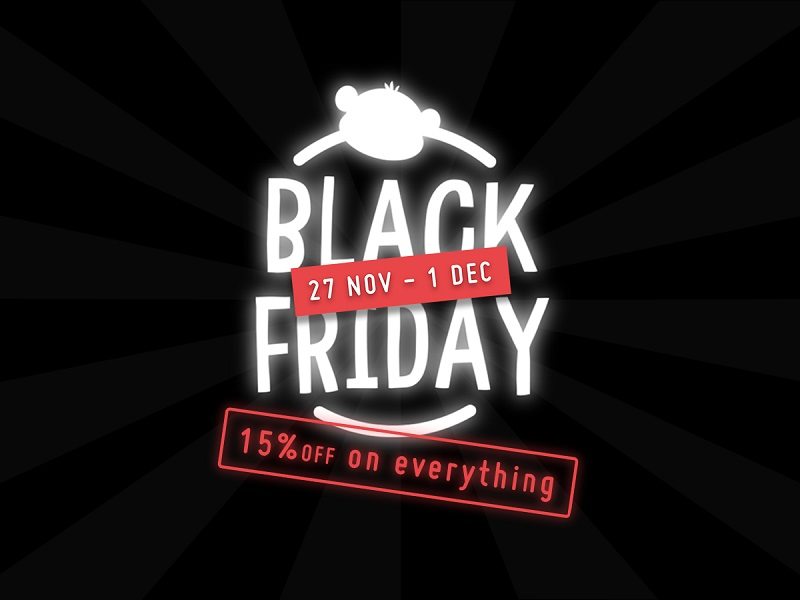 Black Friday 2019 at Pisamonas. Look no further for the best offers in children's footwear!