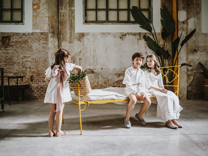 Weddings, baptisms and communions in style with Pisamonas