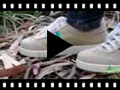 Video from Suede and Canvas Plimsolls