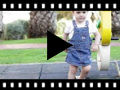 Video from Girls Espadrilles Canvas & Linen Lace