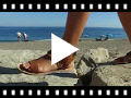 Video from Girls Suede Fringe Sandals