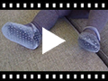 Video from Velvet Baby Mary Janes with Sparkles