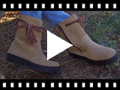 Video from Winter Boho-Style Boots for Girls