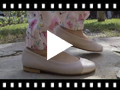 Video from Ballet pumps and flats for girls and ladies in patent leather and Nappa