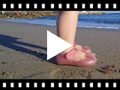 Video from Mary Janes Jelly Sandals Velcro and Bow Mia