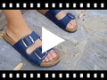 Video from Boys' Bio Sandals with Buckles