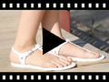 Video from Flip Flop Rubber Sandals Ursula