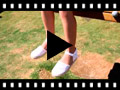 Video from Girls Buckle Up Brogue Espadrille Wedge