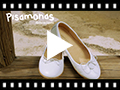 Video from Girls Leather Ceremonial Ballerinas
