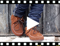 Video from Fringed Ankle Boots for Kids and Women