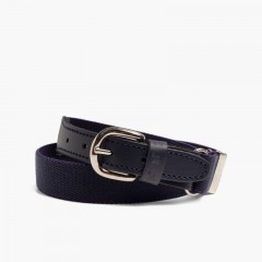 Boy's Plain Elastic Belt