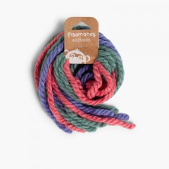 Woollen Hair Ties