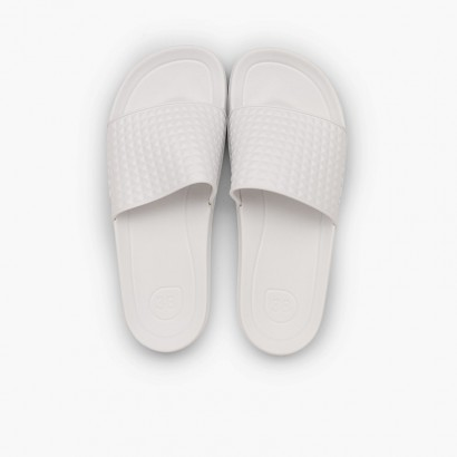Sandals by Igor wide strap model Beach White