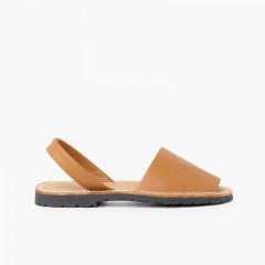 Nappa Avarcas Menorcan Sandals Leather