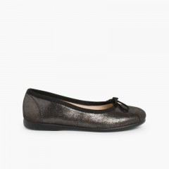 1Shiny Ballerinas for Girls and Women