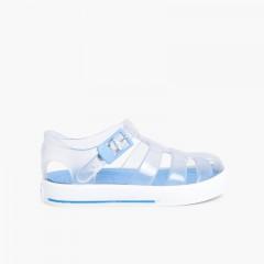 Tenis Jelly Sandals by Igor  Sky Blue