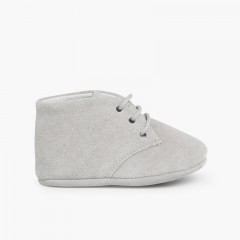 Baby Safari Desert Boots Grey