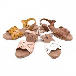 Sandals with Gel Insoles