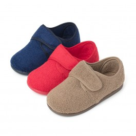 Kids Riptape Slippers