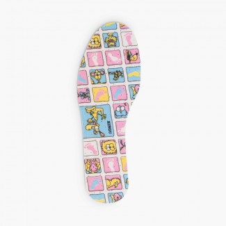 Children Trim-To-Fit Insoles Blue