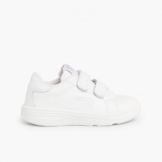 Trainers / Kids Sports Shoes  White