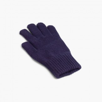 CONDOR Kids Gloves Navy Blue