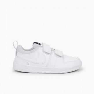 Nike Trainers- Large sizes White