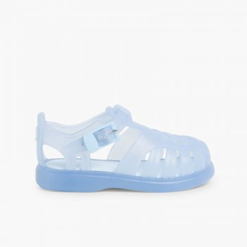 Plain Jelly Sandals. Cheap shoes for