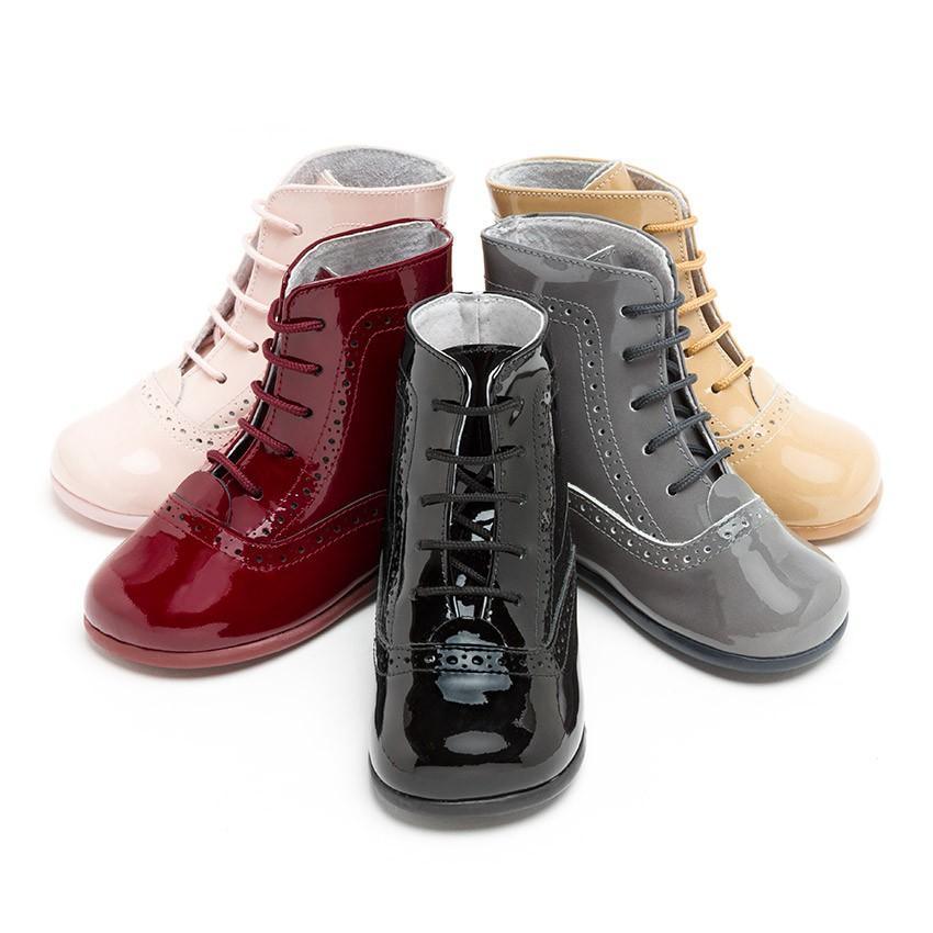 Patent Pascuala Boots