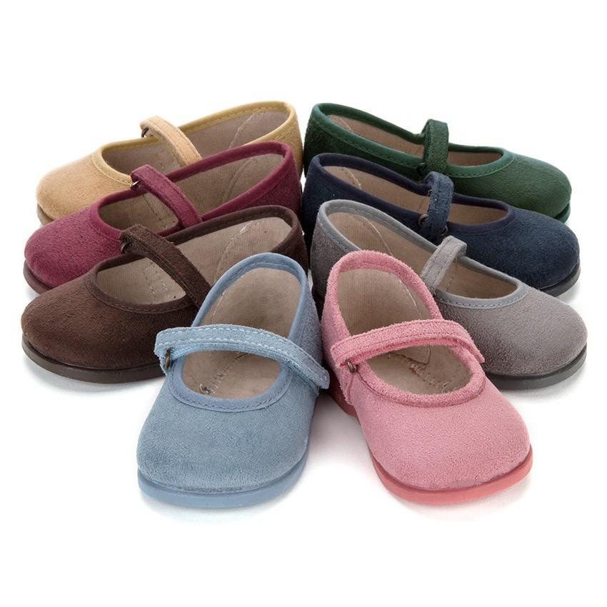 Girls Riptape Bamara Mary Jane Shoes