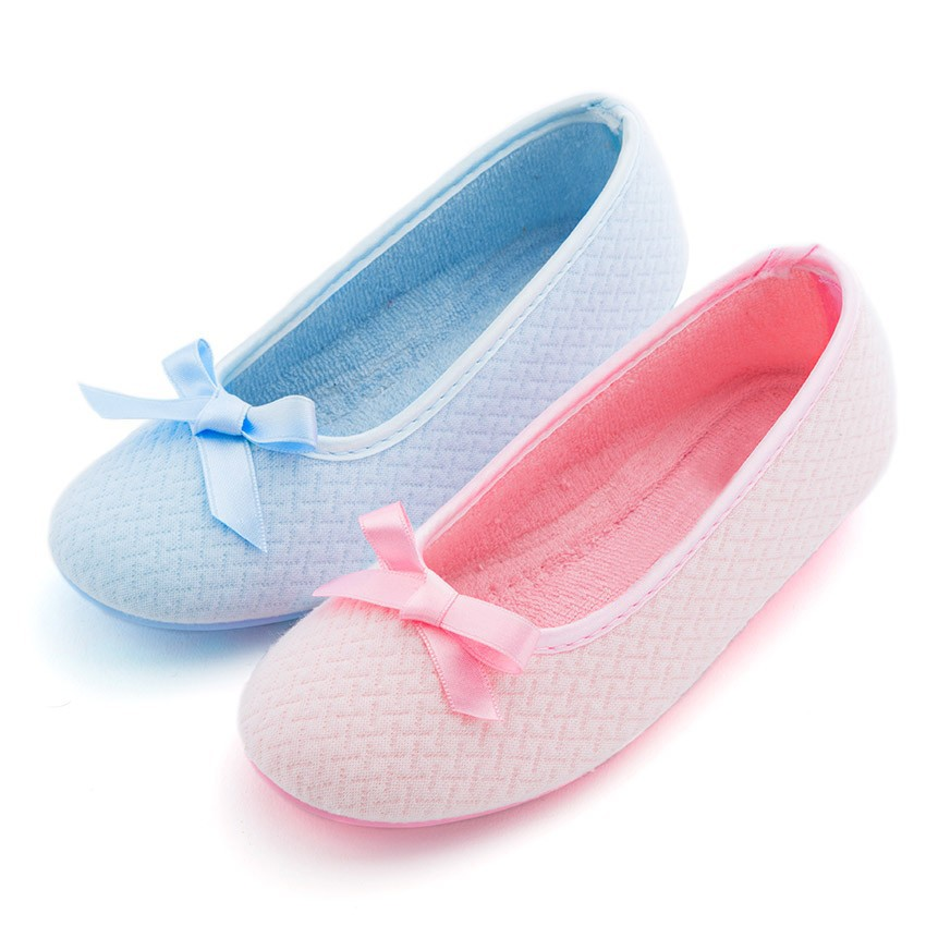 Ballerina Slippers with bow