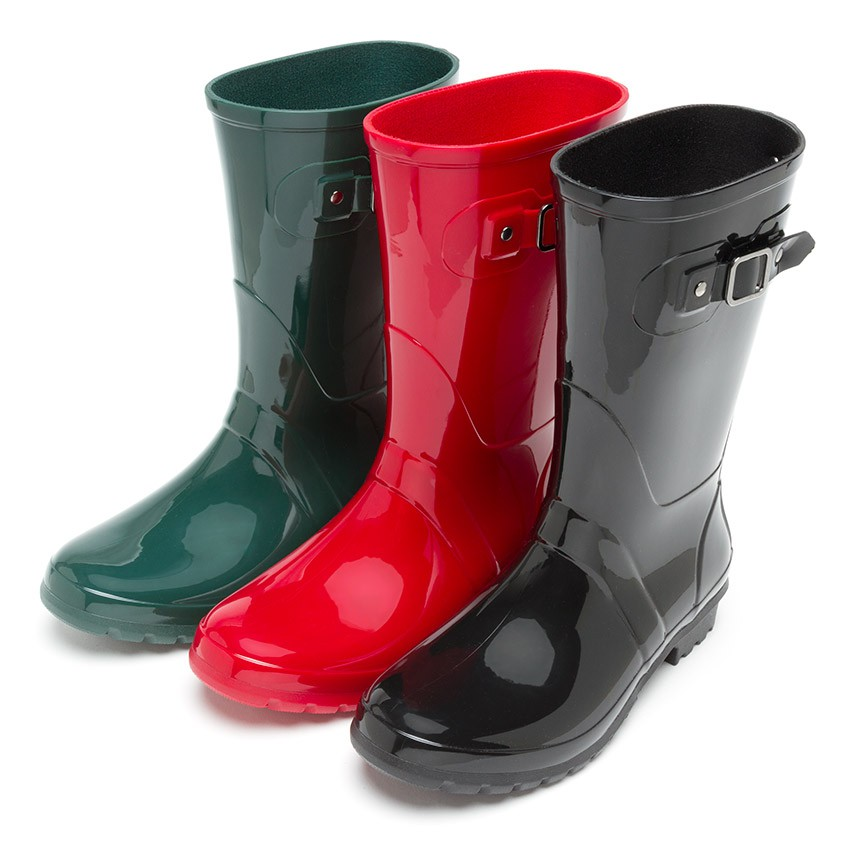 Mini Glow Wellington Boots for Women