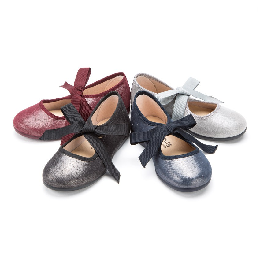 Sparkling Mary Janes for Girls