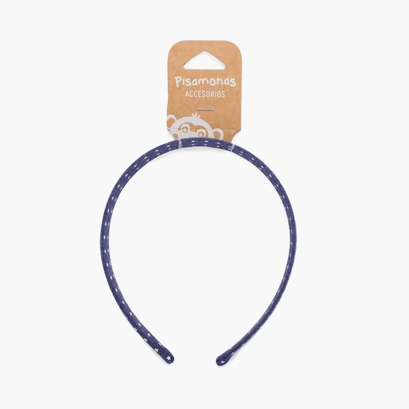 Stars fabric headband