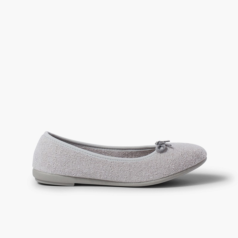 Girls Ballet Pumps Slippers