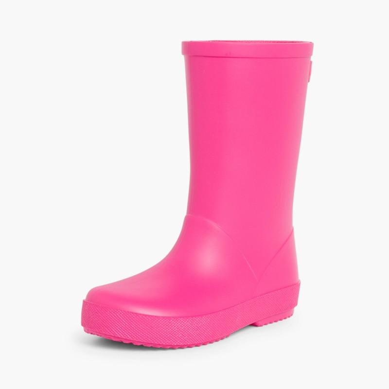 Igor Girls/' Splash Boot Fucsia Size 8 US Toddler