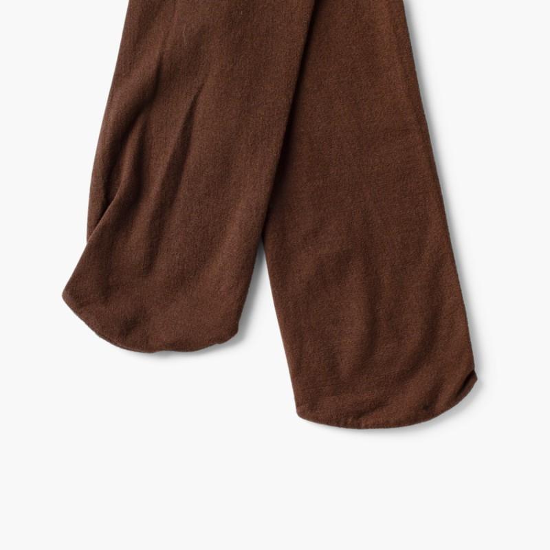 Cóndor Microfiber tights for girls Brown