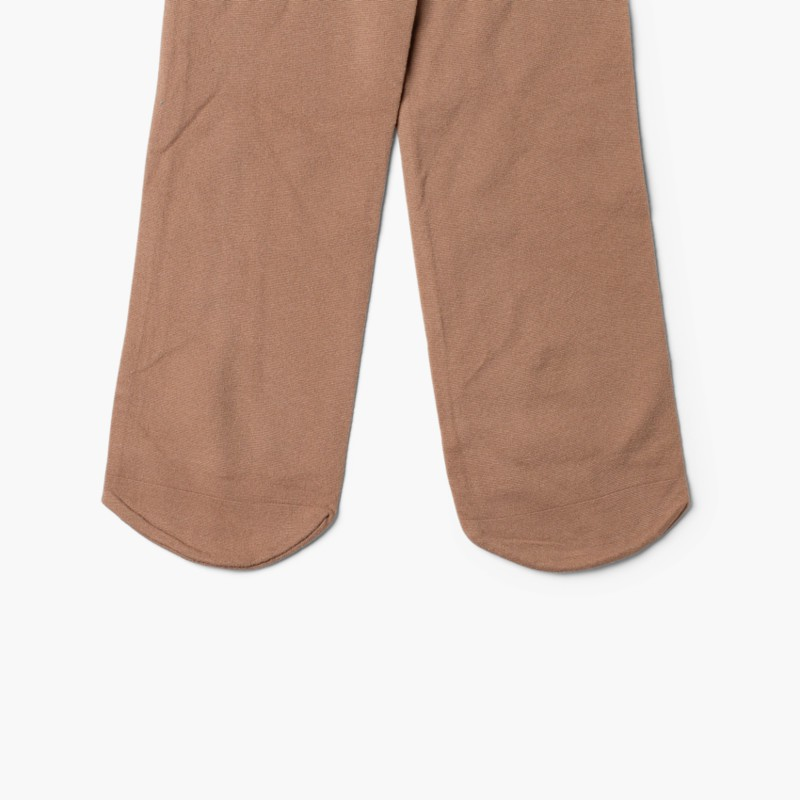 Cóndor Microfiber tights for girls Mocha