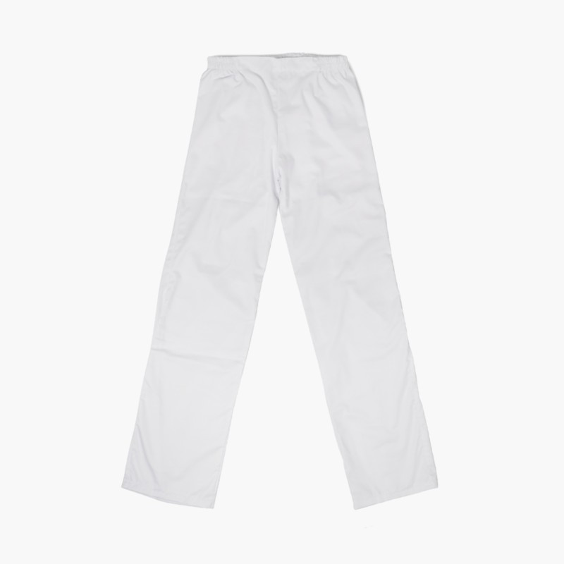 Staff trousers White