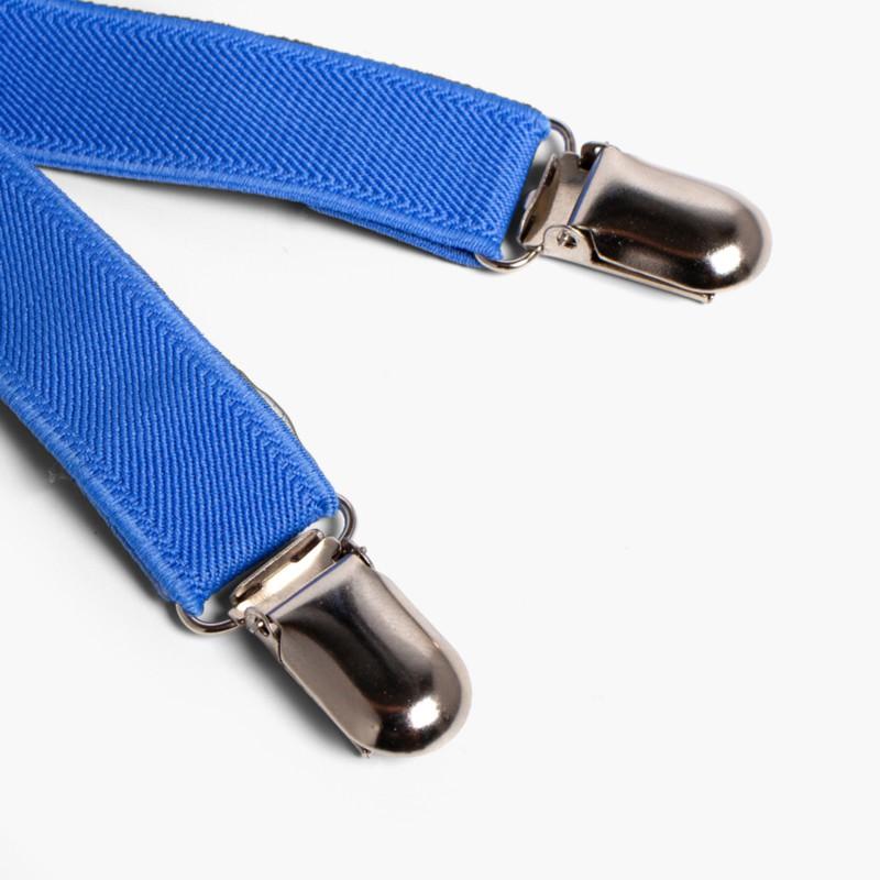 Braces for Boys Blue
