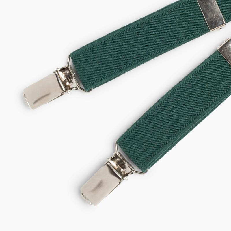 Braces for Boys Green