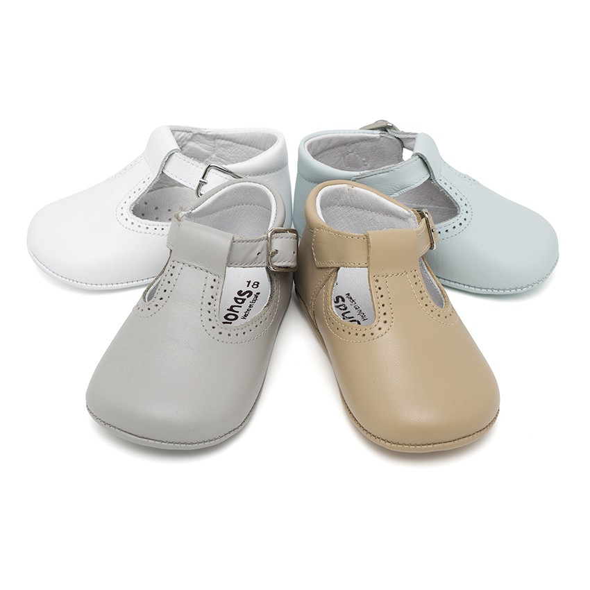 Soft Leather T Bar Baby Shoes Cheap baby shoes