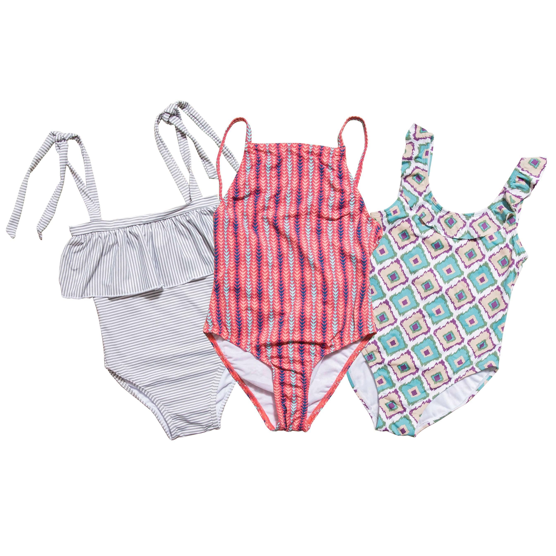 Girls Lycra swimsuit