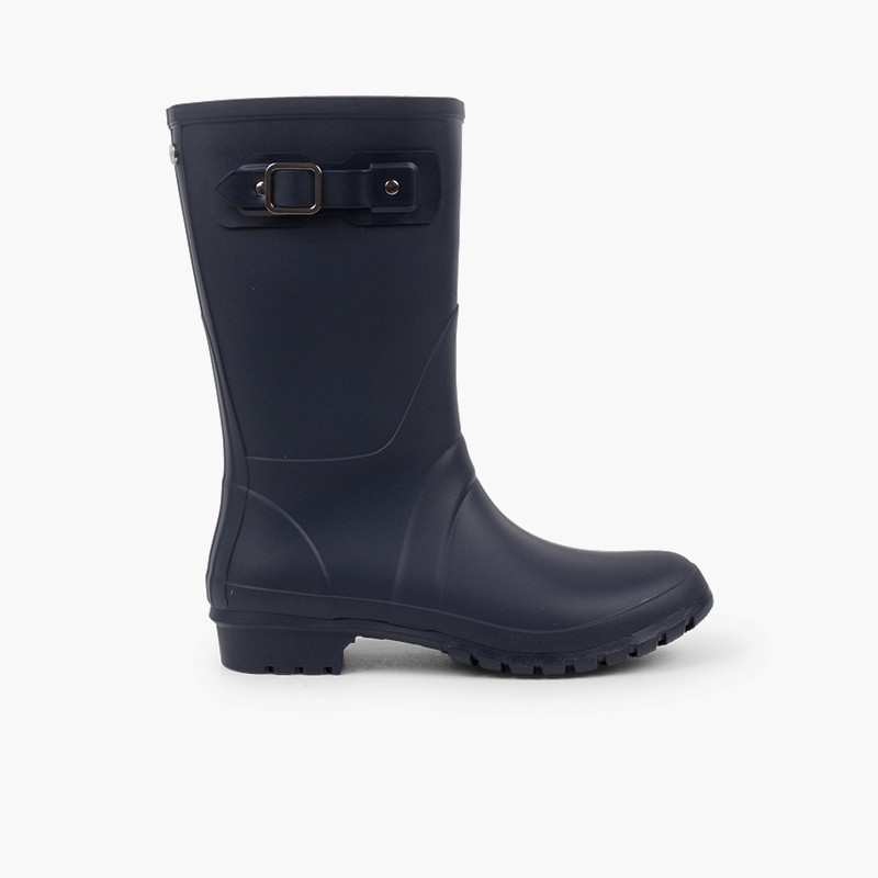 Mid-Calf Wellies For Women and Children