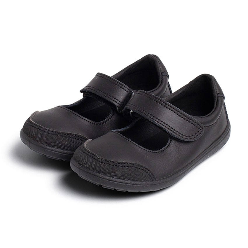 Girls' School Shoes Washables Mary Janes Reinforced Toes