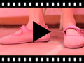 Video from Girls Suede Velcro Mary Jane Shoes