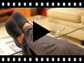 Video from Kids Cable Knit  Slippers