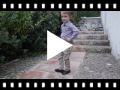 Video from Boys Leather Ribbon Moccasins