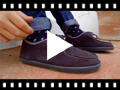 Video from Suede deck shoes for children and adults